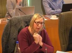 Tine van der Vloet commissie Welzijn