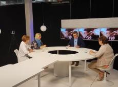 Tine van der Vloet vlaamsparlement.tv