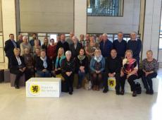 Bezoek Vlaams Parlement N-VA Merksplas, N-VA Beerse