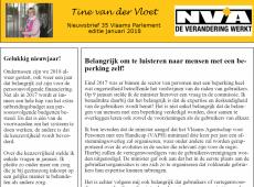 nieuwsbrief 35 Tine van der Vloet
