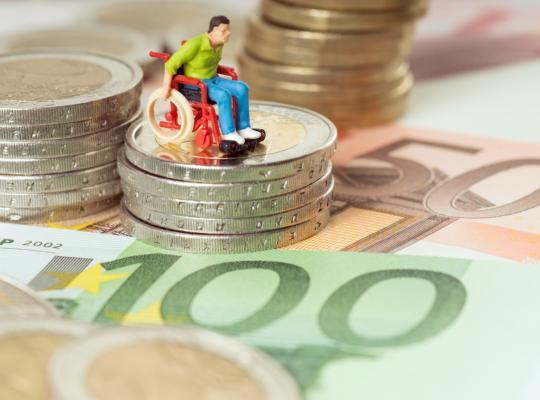 Gratis bijstand bij de opstart van een budget voor personen met een beperking