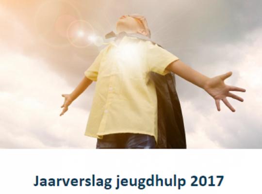 Tine van der Vloet jaarverslag jeugdhulp