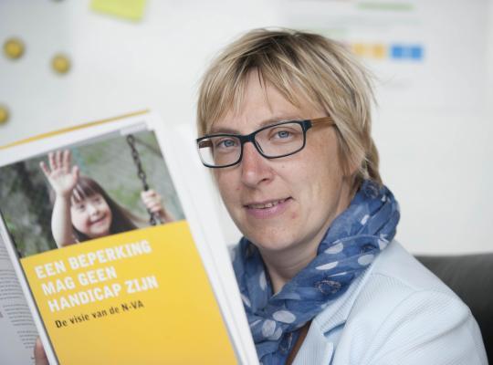 Tine van der Vloet uitbreidingsbudget
